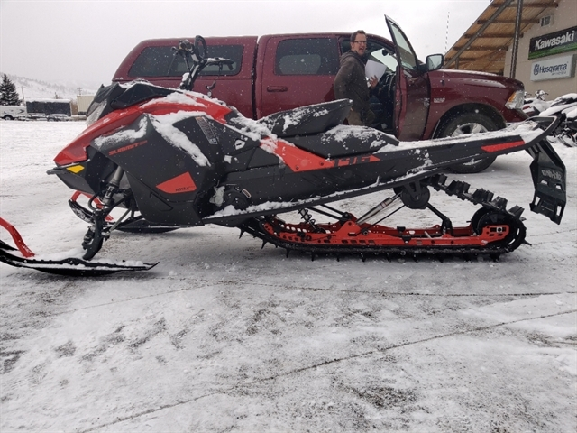 2021 Ski-Doo Summit SP Summit SP 146 600R E-TEC SHOT PowderMax FlexEdge 25 at Power World Sports, Granby, CO 80446