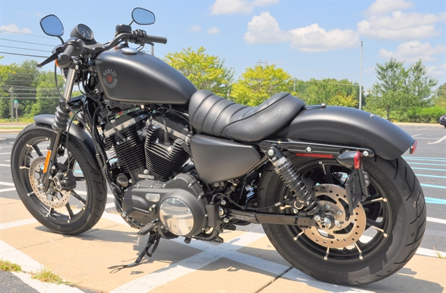 2019 Harley-Davidson Sportster® Iron 883™ at All American Harley-Davidson, Hughesville, MD 20637
