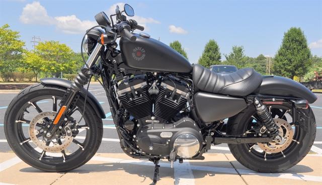 2019 Harley-Davidson Sportster Iron 883 at All American Harley-Davidson, Hughesville, MD 20637