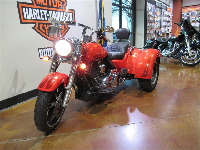 2017 Harley-Davidson Trike Freewheeler at Mike Bruno's Bayou Country Harley-Davidson