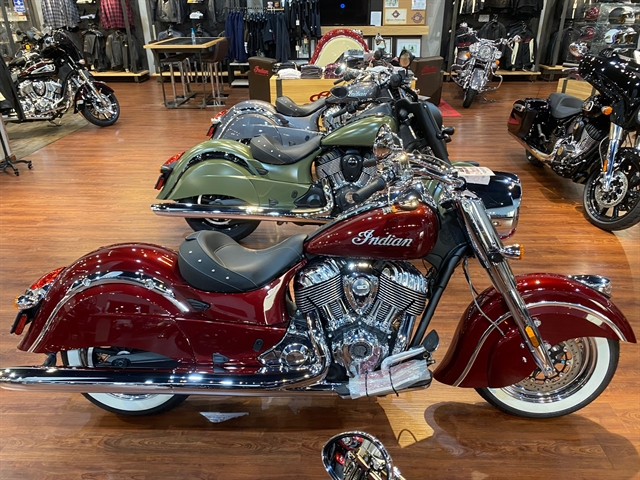 2018 Indian Chief Classic at Lynnwood Motoplex, Lynnwood, WA 98037