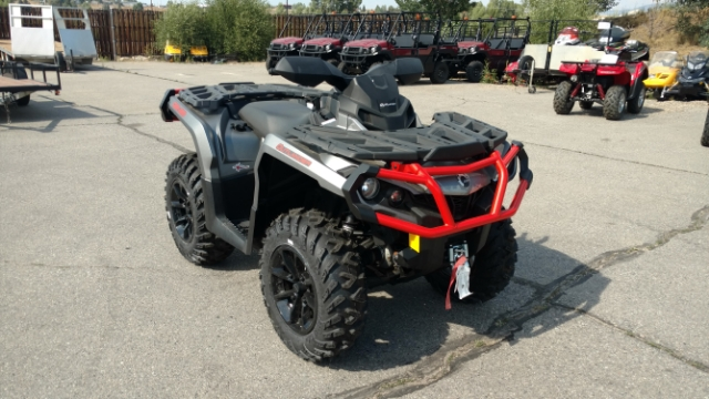2018 Can-Am Outlander XT 650 650 at Power World Sports, Granby, CO 80446