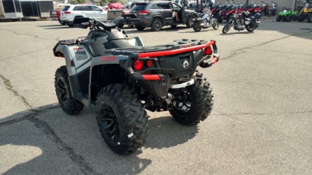 2018 Can-Am Outlander XT 650 $202/month at Power World Sports, Granby, CO 80446