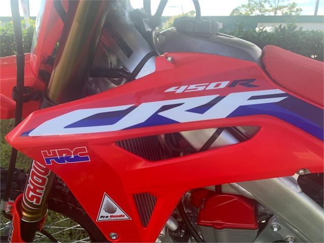 2022 Honda CRF 450RWE at Powersports St. Augustine