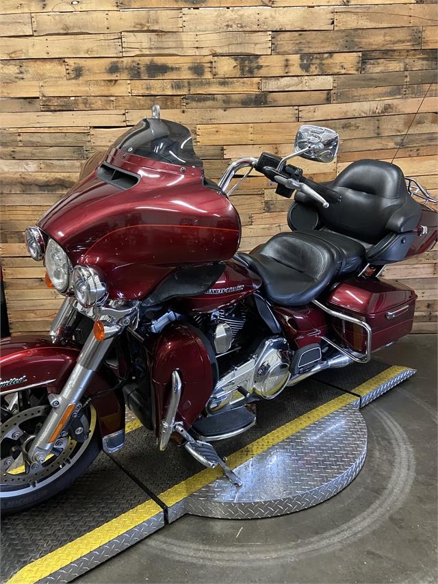 2016 Harley-Davidson Electra Glide Ultra Limited at Lumberjack Harley-Davidson