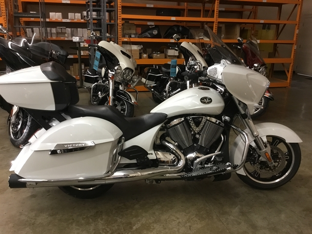 2012 Victory Cross Country Tour at Bud's Harley-Davidson Redesign