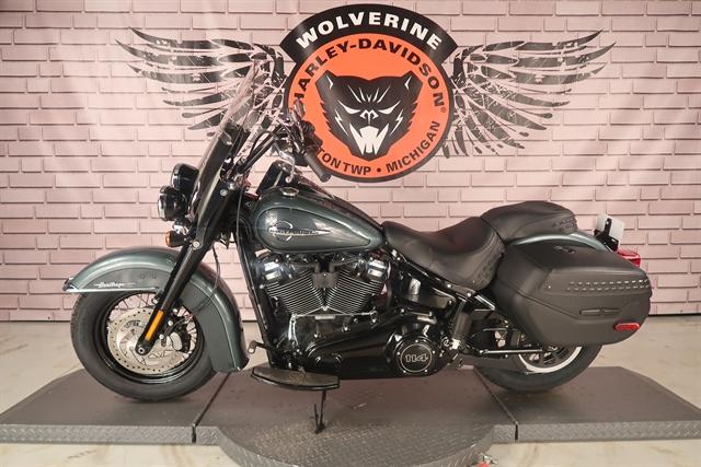 2020 Harley-Davidson Softail Heritage Classic at Wolverine Harley-Davidson