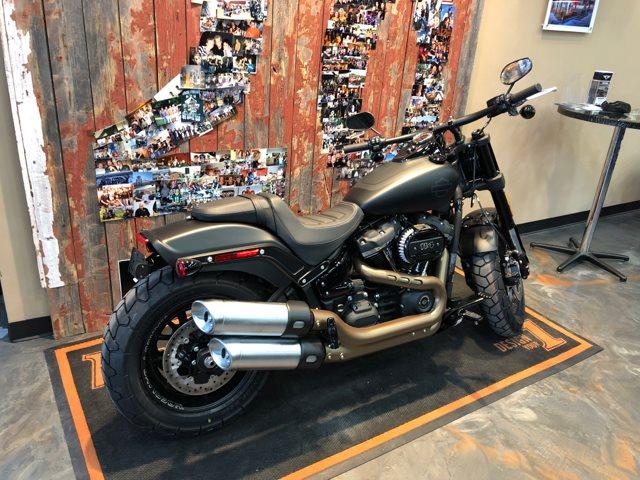 2019 Harley-Davidson Softail Fat Bob® 114 at Vandervest Harley-Davidson, Green Bay, WI 54303