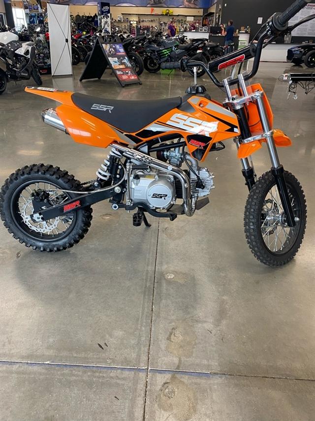 2021 SSR Motorsports SR125 SEMI at Youngblood RV & Powersports Springfield Missouri - Ozark MO