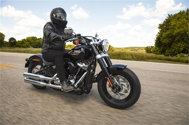 2021 Harley-Davidson Cruiser Softail Slim at Outlaw Harley-Davidson
