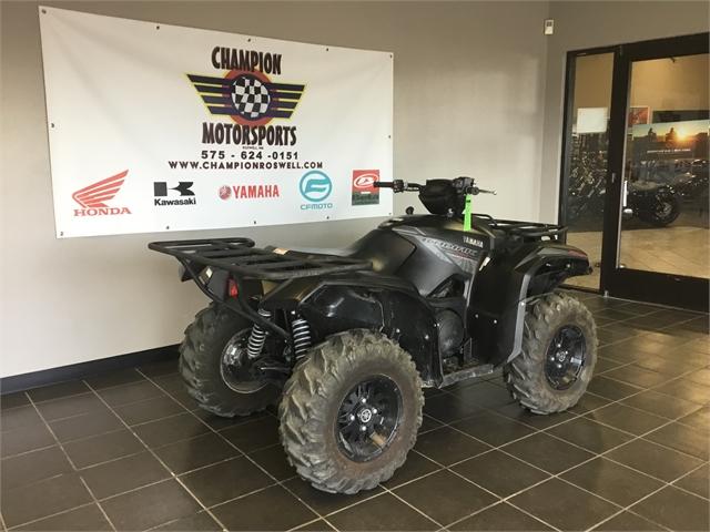 2018 Yamaha Kodiak 700 EPS SE at Champion Motorsports