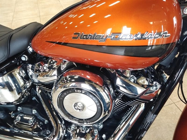 2020 Harley-Davidson Softail Deluxe at M & S Harley-Davidson