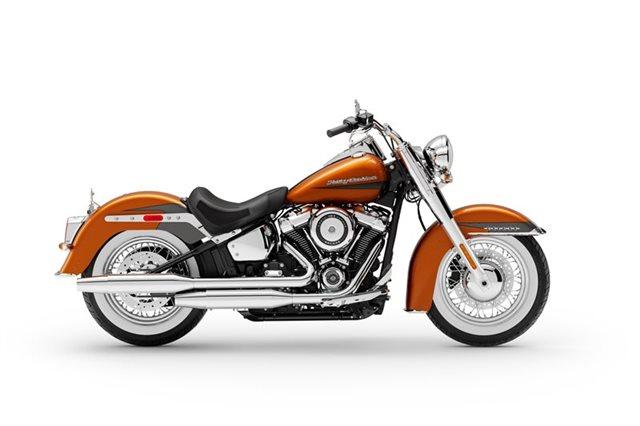 2020 Harley-Davidson Softail Deluxe at M & S Harley-Davidson