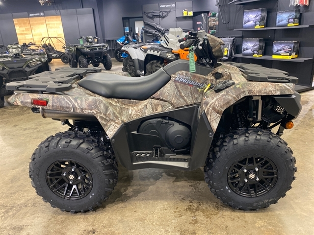 2021 Suzuki KingQuad 500 AXi Power Steering SE Camo at Sloans Motorcycle ATV, Murfreesboro, TN, 37129