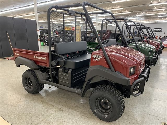 2020 Kawasaki Mule 4010 4x4 at Columbia Powersports Supercenter