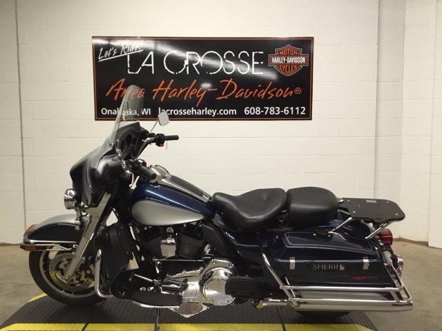 2011 Harley-Davidson Electra Glide Police at La Crosse Area Harley-Davidson, Onalaska, WI 54650