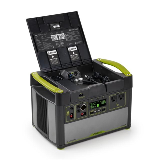 2019 Goal Zero Yeti 1400 Lithium Power Station at Harsh Outdoors, Eaton, CO 80615
