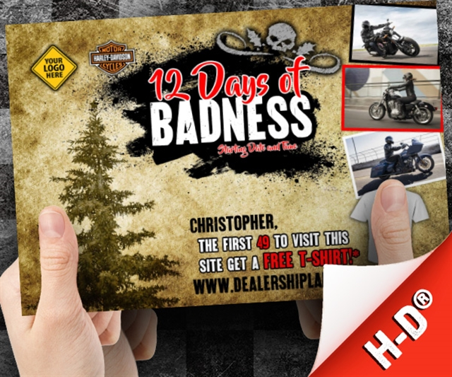 12 Days of Badness  at PSM Marketing - Peachtree City, GA 30269