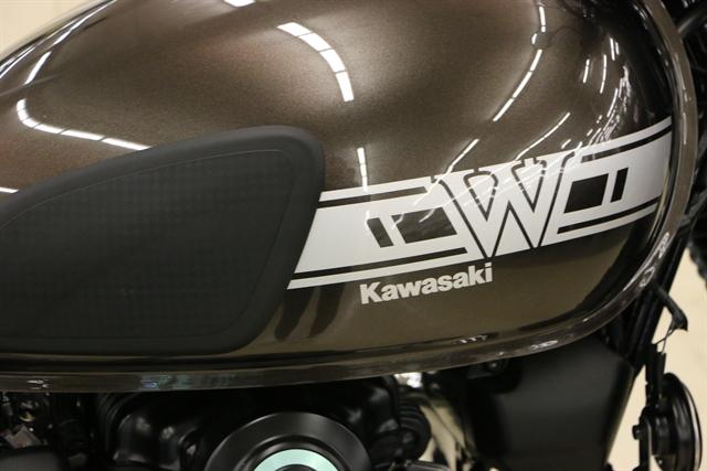2019 Kawasaki W800 Cafe at Columbia Powersports Supercenter