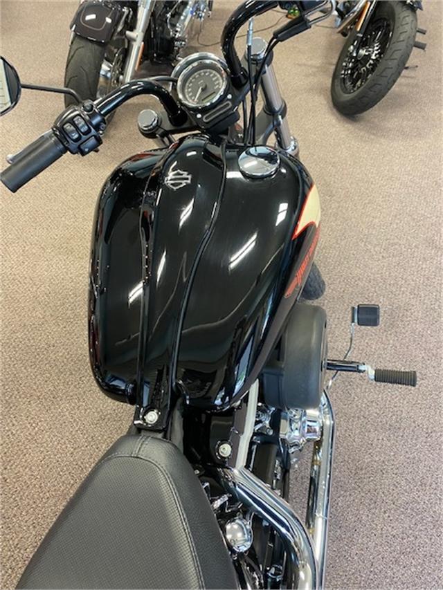 2011 Harley-Davidson Softail Blackline at Carlton Harley-Davidson®