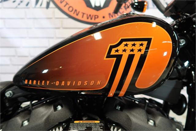 2021 Harley-Davidson Cruiser Street Bob 114 at Wolverine Harley-Davidson