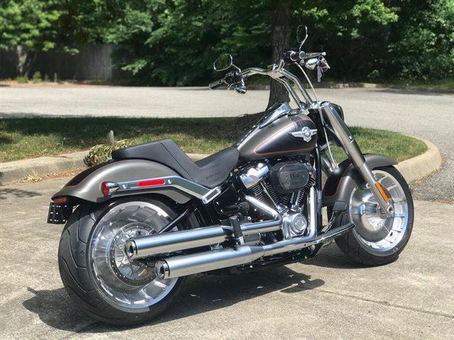 2019 Harley-Davidson Softail Fat Boy 114 at Hampton Roads Harley-Davidson