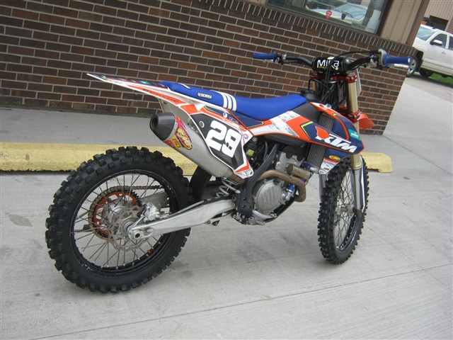 2016 KTM 250 SX-F at Brenny's Motorcycle Clinic, Bettendorf, IA 52722