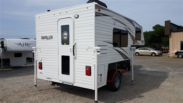 2019 Travel Lite Extended Stay 840SBRX at Nishna Valley Cycle, Atlantic, IA 50022