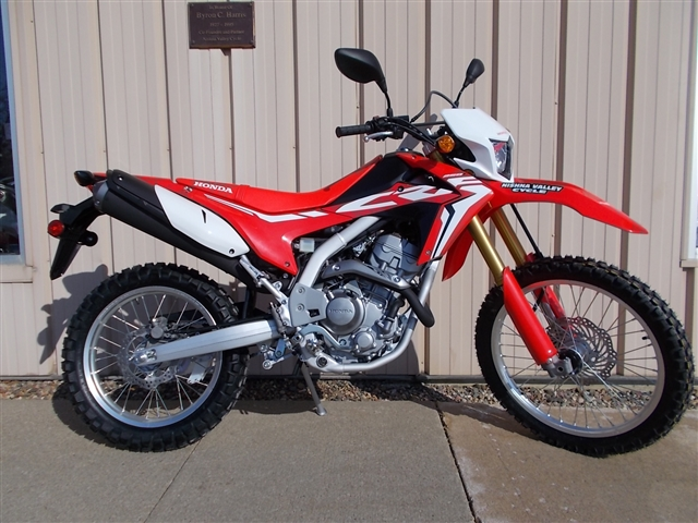 2018 Honda CRF 250L at Nishna Valley Cycle, Atlantic, IA 50022