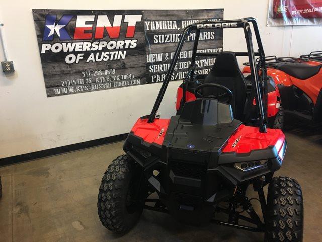 2017 Polaris ACE 150 EFI at Kent Powersports of Austin, Kyle, TX 78640