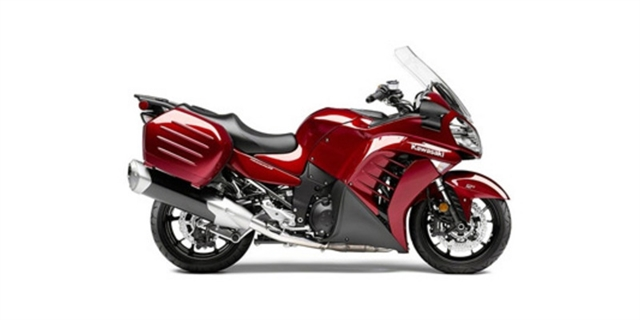 2014 Kawasaki Concours™ 14 ABS at Tampa Triumph, Tampa, FL 33614