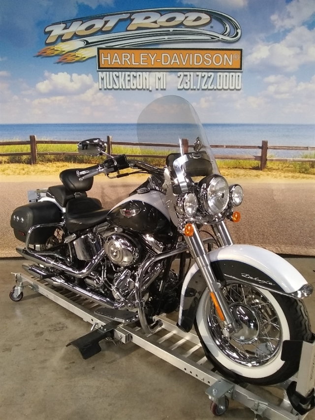 2009 Harley-Davidson Softail Deluxe at Hot Rod Harley-Davidson