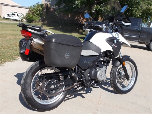 2016 BMW G 650 GS at Nishna Valley Cycle, Atlantic, IA 50022