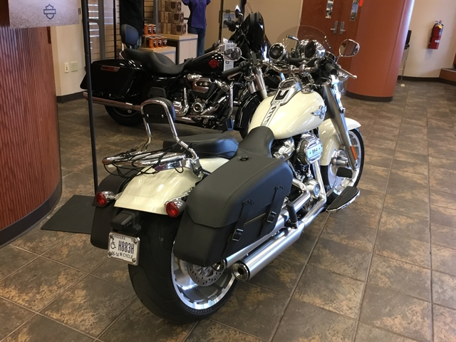 2018 Harley-Davidson Softail Fat Boy 114 at Bud's Harley-Davidson, Evansville, IN 47715