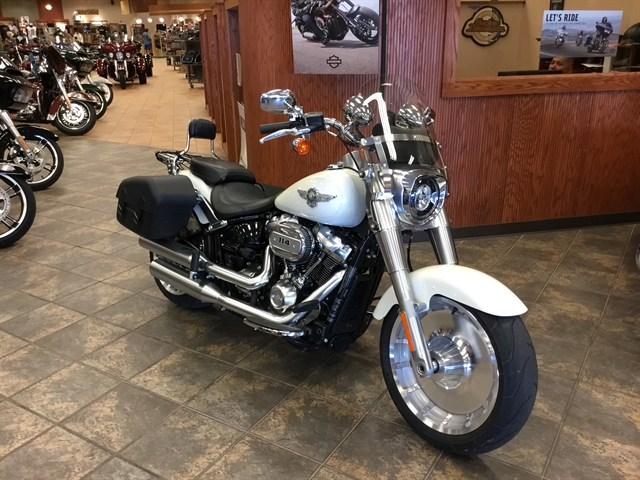2018 Harley-Davidson Softail Fat Boy 114 at Bud's Harley-Davidson