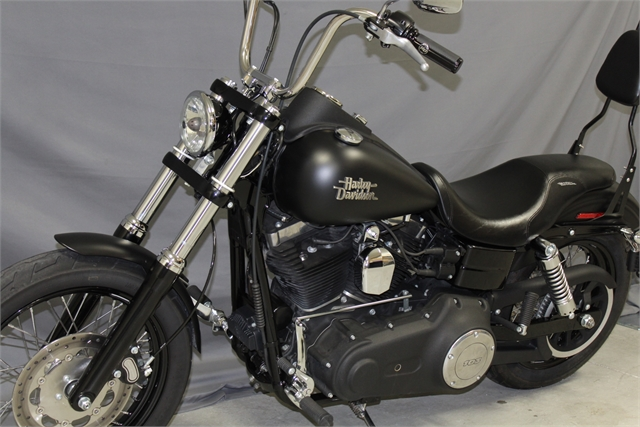 2015 Harley-Davidson Dyna Street Bob at Platte River Harley-Davidson