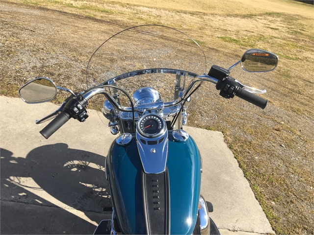 2021 Harley-Davidson Touring FLHC Heritage Classic at Harley-Davidson of Asheville