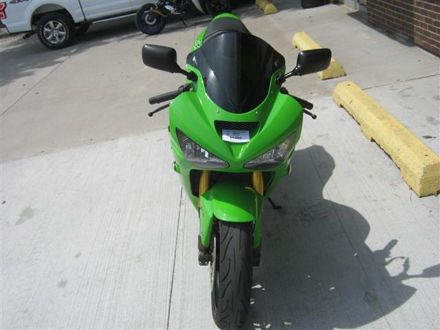 2003 Kawasaki ZX-6RR at Brenny's Motorcycle Clinic, Bettendorf, IA 52722