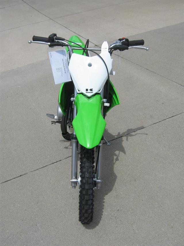 2020 Kawasaki KLX110L at Brenny's Motorcycle Clinic, Bettendorf, IA 52722