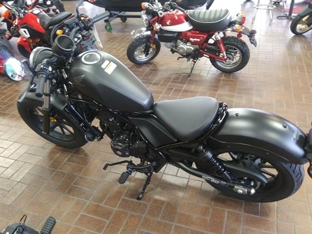 2019 Honda Rebel 300 ABS at Wild West Motoplex