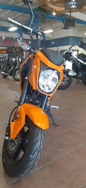 2019 Kawasaki Z125 PRO Base at Santa Fe Motor Sports