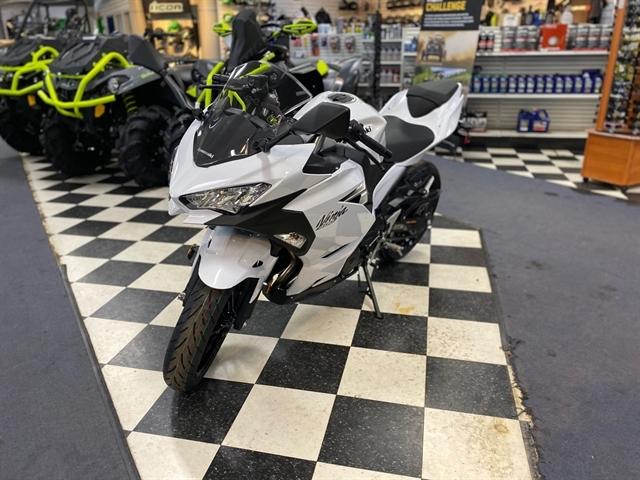 2020 Kawasaki Ninja 400 ABS at Jacksonville Powersports, Jacksonville, FL 32225