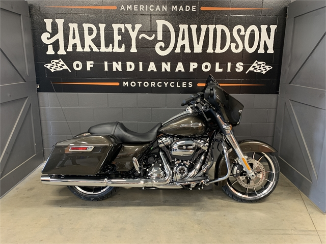 2021 Harley-Davidson Touring FLHX Street Glide at Harley-Davidson of Indianapolis