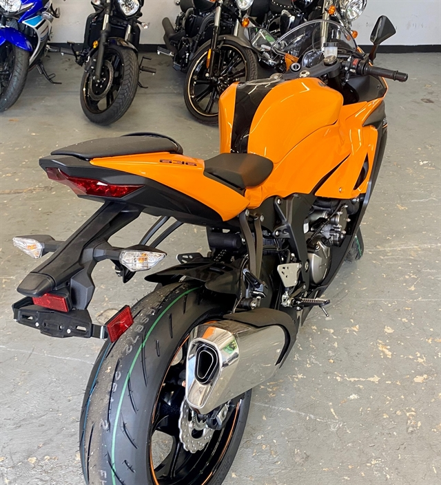 2020 KAWASAKI ZX636HLF Base at Shreveport Cycles