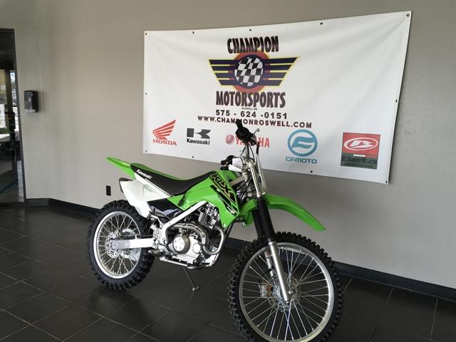 2021 Kawasaki KLX 140R F at Champion Motorsports