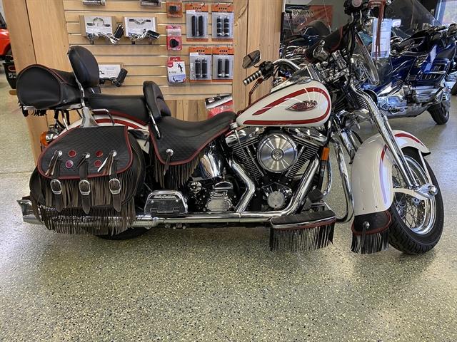 1997 Harley-Davidson FLSTS Heritage Springer Softail Nostalgia at Thornton's Motorcycle Sales, Madison, IN