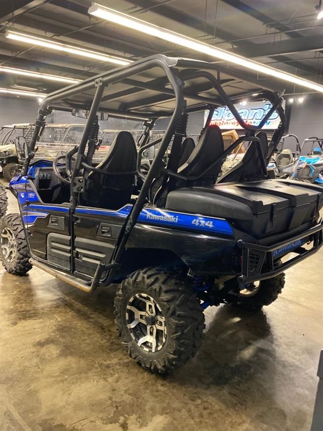 2018 Kawasaki Teryx4 LE at Sloans Motorcycle ATV, Murfreesboro, TN, 37129