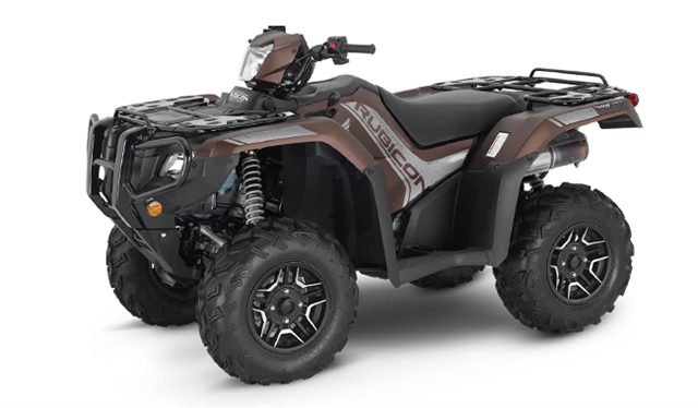 2021 Honda FourTrax Foreman Rubicon 4x4 Automatic DCT EPS Deluxe 4x4 Automatic DCT EPS Deluxe at Bay Cycle Sales
