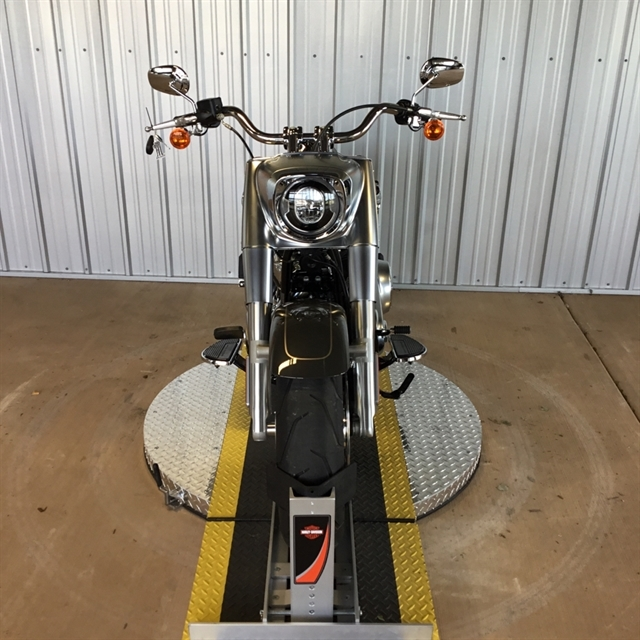 2018 Harley-Davidson Softail® Fat Boy® 114 at Calumet Harley-Davidson®, Munster, IN 46321