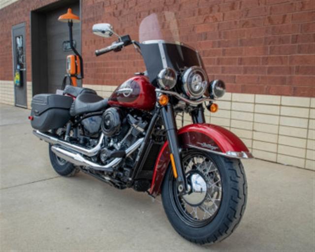 2019 Harley-Davidson Softail Heritage Classic at Harley-Davidson of Fort Wayne, Fort Wayne, IN 46804